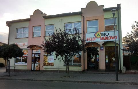 Sklep Wibo Stoczek Łukowski
